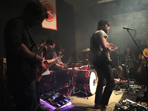 Sun Blood Stories at Treefort 2015